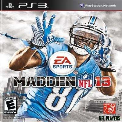 Brand New Electronic Arts Madden Nfl 13 Ps3