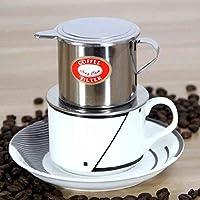 Coeus Vietnamesischen Stil Edelstahl-Kaffeetropf Pot Filter-Kaffeemaschine...