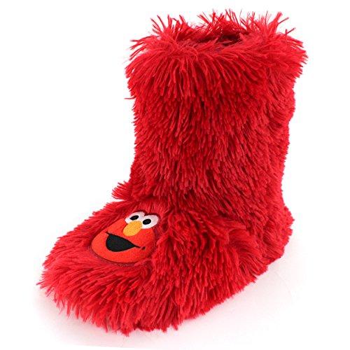 Sesame Street Womens Thing Slippers
