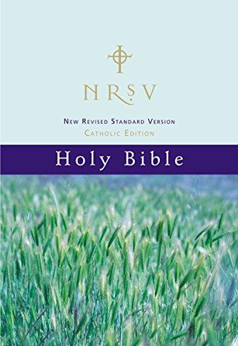 NRSV, Catholic Edition Bible, Hardcover