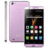 unlocked cell phones service - Xgody X15s WCDMA GSM Android 5.1 Unlocked Smartphone 3G 5 Inch RAM 1GB ROM 8 GB Quad-core for AT&T T-Mobile with Wi-Fi Bluetooth Cell Phone Pink