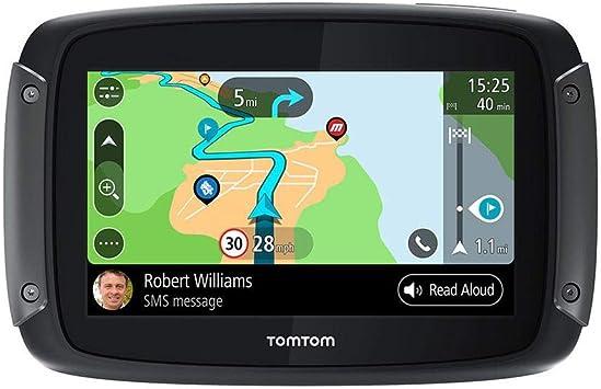 TOMTOM 1GF0.002.11 Rider 550 Premium Pack, Negro: Amazon.es: Coche ...
