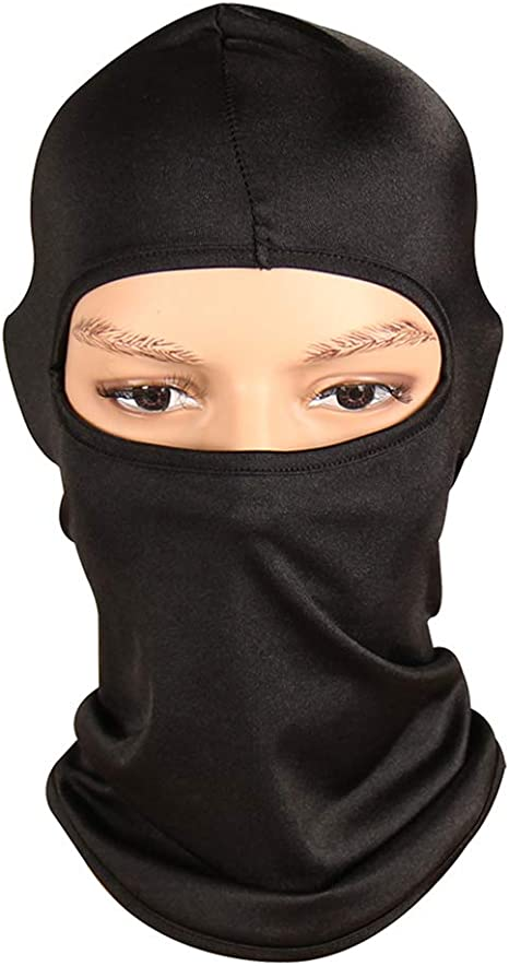 Tofox Pasamonta/ñas Balaclava El/ásticos M/áscara Bufanda Prueba De Viento Usar como Pasamonta/ñas,Bufandas,Sombreros O Mascarillas