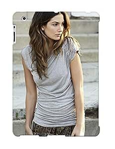 Podiumjiwrp Case Cover Lily Aldridge/ Fashionable Case For Ipad 2/3/4