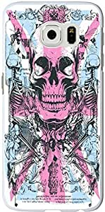 S6 Case Skull,Samsung Galaxy S6 Case a variety of skeleton form beautiful patterns