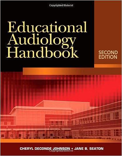 Educational Audiology Handbook with CD: 9781418041304: Medicine
