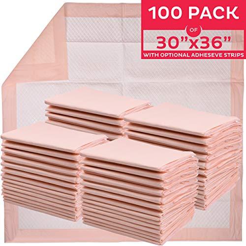 Premium Disposable Underpads 30x36