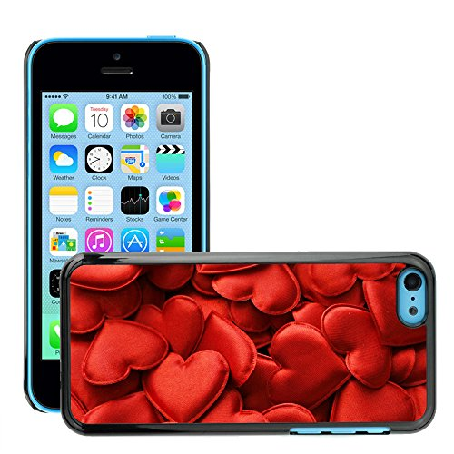 Premio Sottile Slim Cassa Custodia Case Cover Shell // V00001727 La Saint Valentin // Apple iPhone 5C
