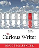 The Curious Writer 9780134090023