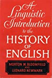 img - for A Linguistic Introduction to the History of English book / textbook / text book