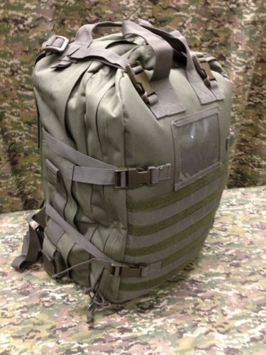 Stomp Bag Medical Kit Olive Drab - FA140OD by Elite First Aid