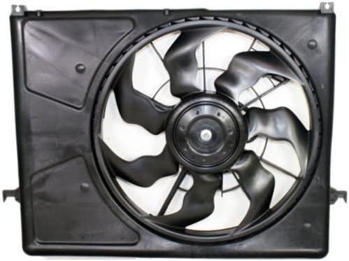 Make de auto partes fabricación – Rad Ventilador Asamblea; 3,3 L ...