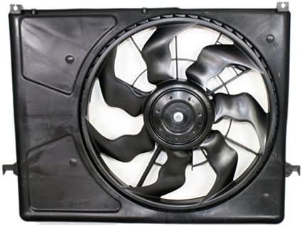 Make de auto partes fabricación – Rad Ventilador Asamblea; 3,3 L – hy3117101: Amazon.es: Coche y moto