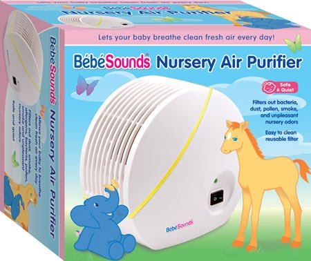 Unisar BebeSounds Nursery Air Purifier