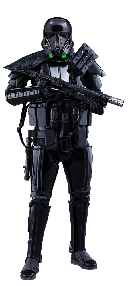 Hot Toys Star Wars Rogue One A Star Wars Story Death Trooper Specialist 1 6 Scale Figure Buy Online In Cayman Islands At Desertcart