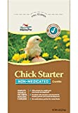 Manna Pro Non-Medicated Chick Starter Crumbles, 5 lb