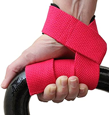Anvil Fitness Lifting Straps Weightlifting Hand Bar Wrist Support Hook