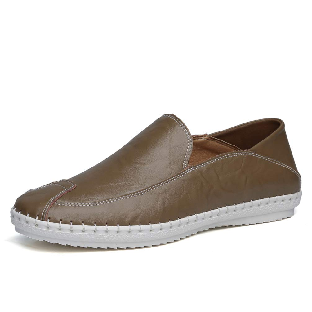 Phil Betty Mens Casual Shoes Fashion Waterproof Flats Loafers Shoes