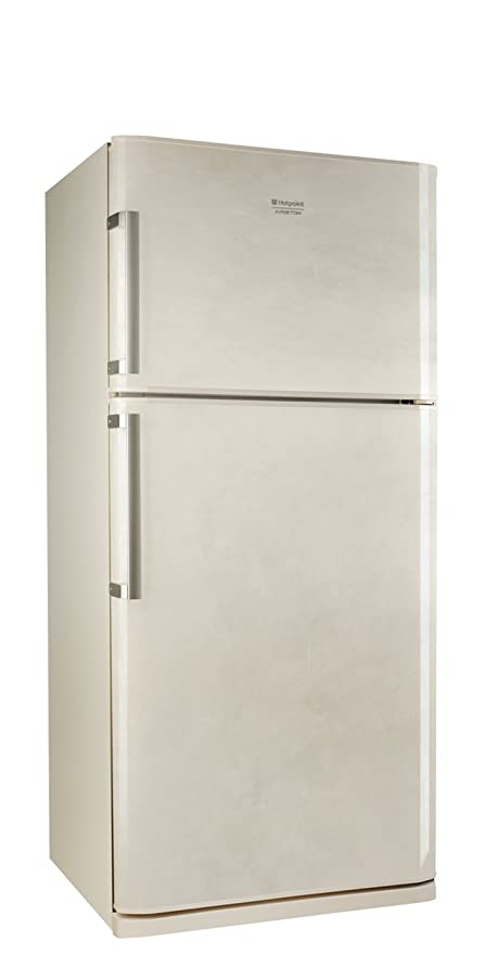 Hotpoint MTZ 629 NF/HA Independiente 515L A+ Crema de color nevera ...