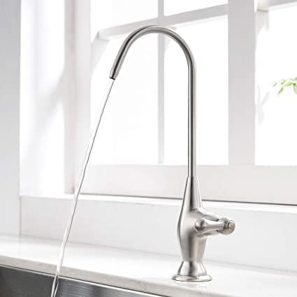 modern kitchen water filter faucet lead free water filtration rh amazon com  water purification kitchen faucets