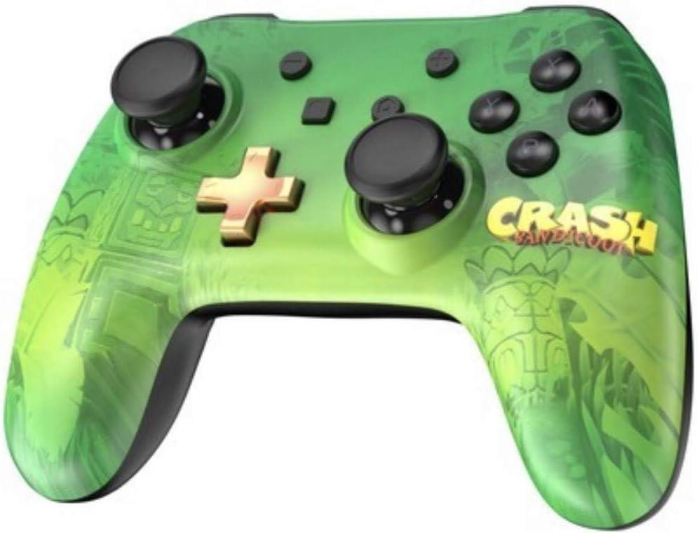 Crash Bandicoot: N. Sane Trilogy & Controller Bundle – Nintendo Switch: Amazon.es: Electrónica