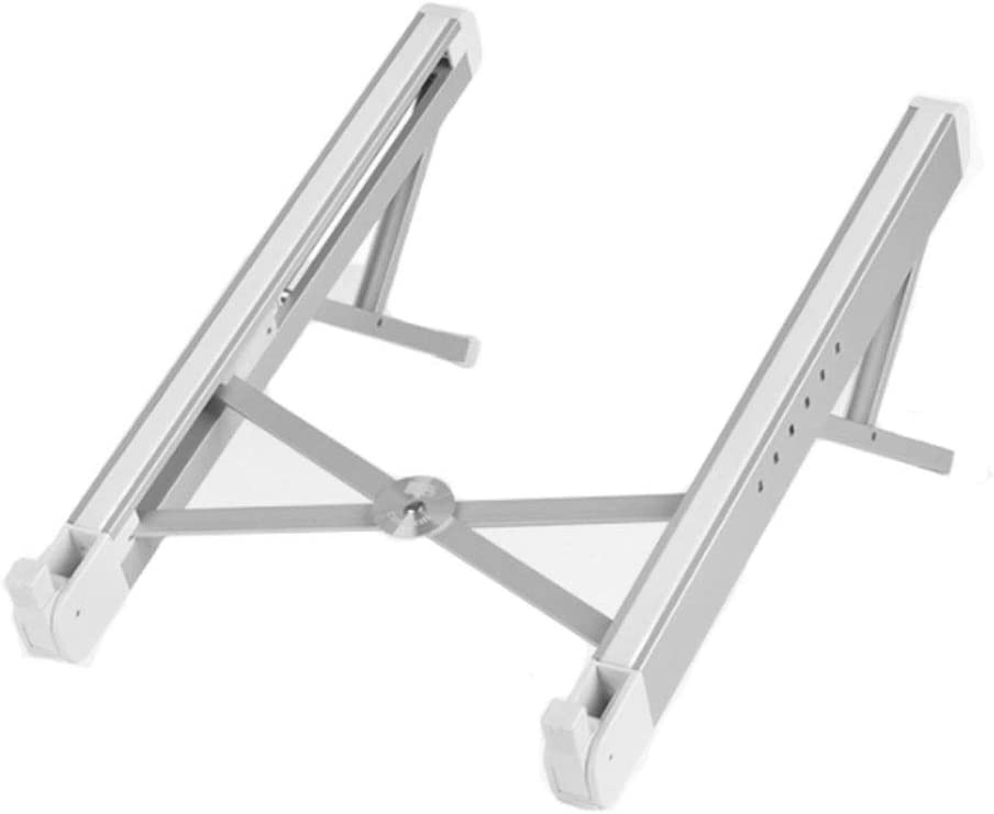 Monitor Desktop Stand Laptop Stand Aluminum Notebook Stand Base Portable Laptop Stand Ergonomic Keyboard Riser