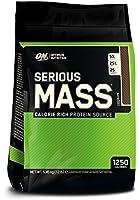 Optimum Nutrition Serious Mass Weight Gain Powder Chocolate 5.45kg