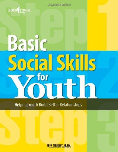 Basic Social Skills Youth Handbook product image