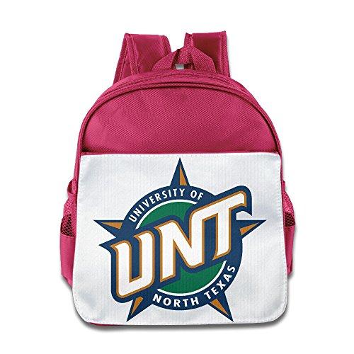 OOKOO Kids School Bag University Of North Texas Backpack For Children