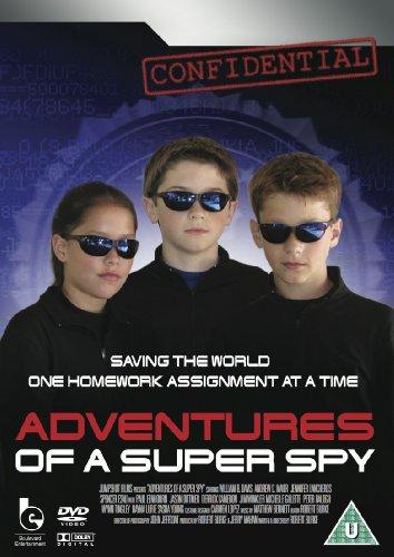 Adventures of a Super Spy [DVD]