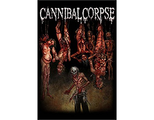 Cannibal Corpse Torture Textile Poster Flag