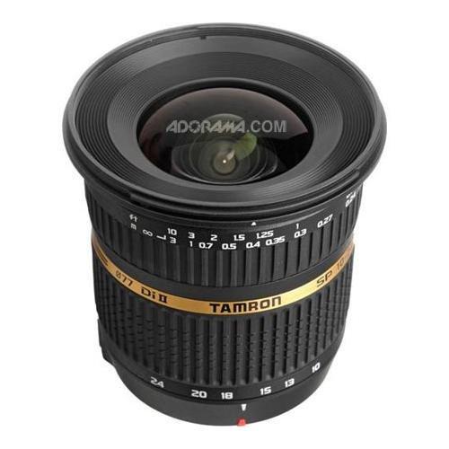 Tamron Auto Focus 10-24mm f/3.5-4.5 SP Di II LD Aspherica...