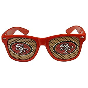 Siskiyou NFL San Francisco 49ers Game Day Shades Sunglasses