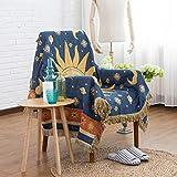 bbpawing Country Retro British Style blanket Sofa Towel Dustproof Mat sofa cushion Sofa Cover