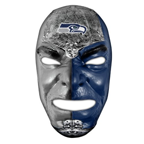 Franklin Sports NFL Seattle Seahawks Team Fan Face -