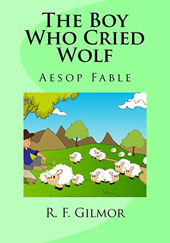 graphic regarding Aesop's Fables Printable identify The Boy Who Cried Wolf: Aesop Fable
