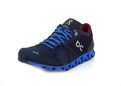 ON LaufschuheSneaker Herren Cloud X MidnightCobalt