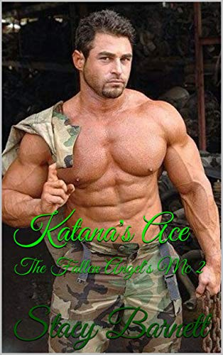 Katana's Ace: The Fallen Angel's Mc 2 por Stacy Barnett