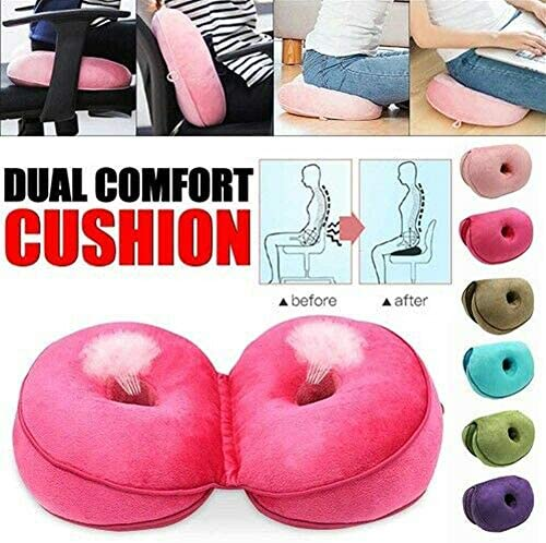 Medicom Orthopedic Cushion Dual Comfort Orthopedic Cushion Arosetop Hip Orthop (Hot Pink)