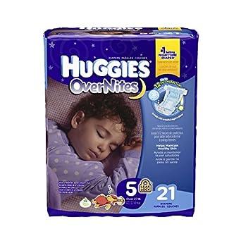 Huggies Pañales overnites con Sleepy winne Pooh, unisex tamaño 5, 40684 (caso de