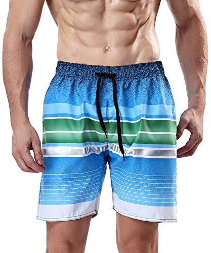 Milankerr Men's Swim Trunk (L(38
