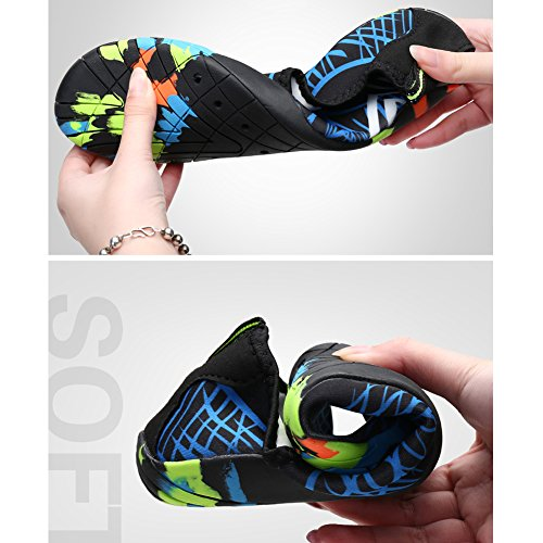Sneakers Water Men for LakeRom Quick Women Shoes Shoes Sports Aqua Beach Lightweight Dry Colorful31 Shoes vq551T