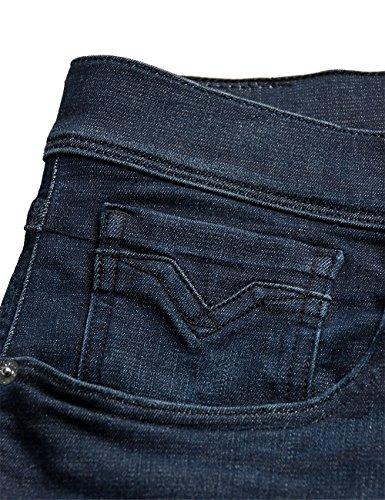Denim Jeans 7 Blu Replay Uomo dark Slim Anbass Blue xHvpqp508