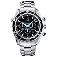Omega Men's 2210.51.00 Seamaster Planet Ocean Automatic Chronometer Chronograph Watch