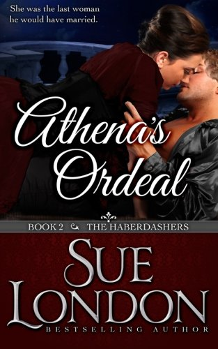 book cover of Athena\'s Ordeal