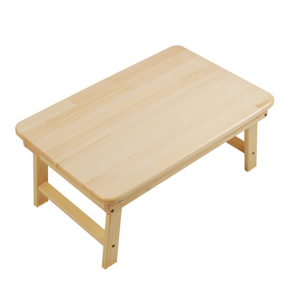 BOBE SHOP-New- Scrittorio del computer piegante di Simple Simple Small moderno, scrittorio di bambù per il letto e sofà, scrittorio portatile, tavolino da salotto ( dimensioni : S. )