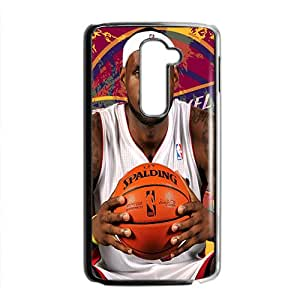 Cleveland Cavaliers NBA Black Phone Case for LG G2 Case