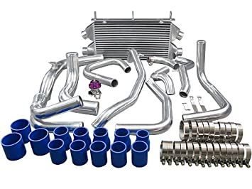 Twin Turbo Intercooler Kit + BOV para 3000 GT Stealth td04 Dual Core nuevo diseño: Amazon.es: Coche y moto
