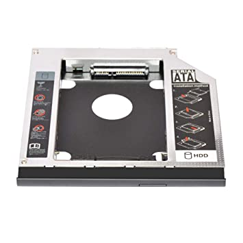 EHZ-Shop - Carcasa para Disco Duro SSD DE 2,5