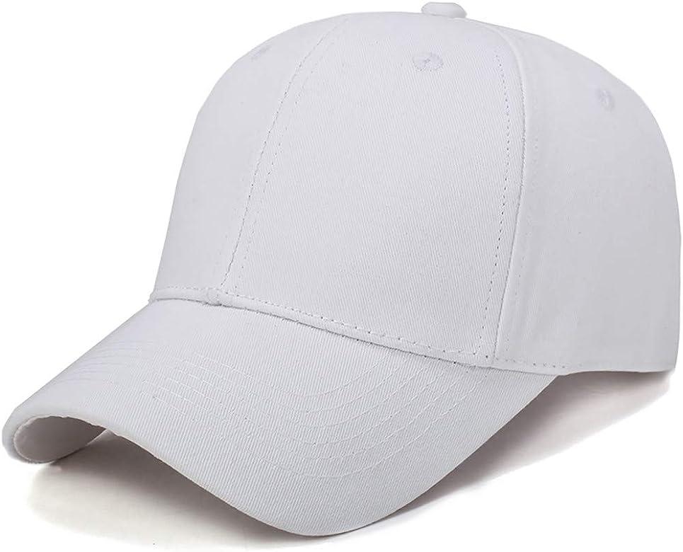 DEELIN Sombrero para Mujeres Hombre Color SóLido Sombrero AlgodóN Luz Tablero BéIsbol Gorra Hombres Gorra Al Aire Libre Sombrero De Hiphop Sombrero: Amazon.es: Ropa y accesorios